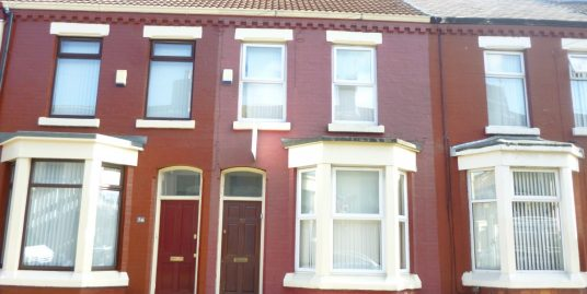 3 Bedroom Mid Terraced Property – Hannan Road, L6