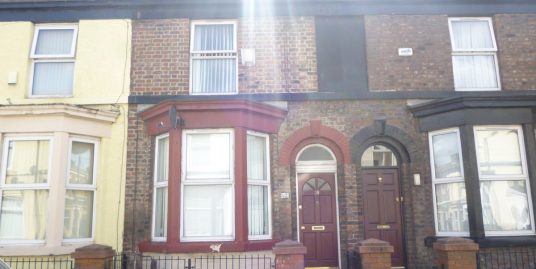 2 Bedroom Mid Terraced Property – Faraday Street, L5