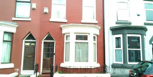 3 Bedroom Mid Terraced Property – Halsbury Road, L6