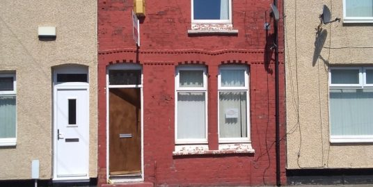 2 Bedroom Mid Terraced Property – Prior Street, L20