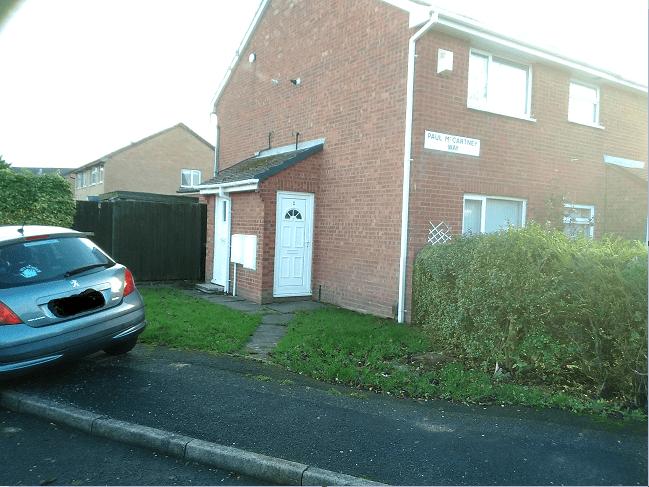 1 bedroom Semi Detached Property – Paul McCartney Way, L6