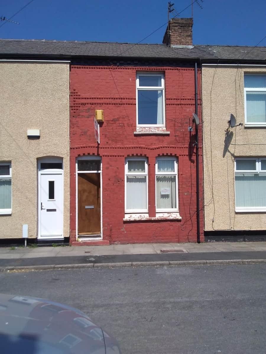 2 Bedroom Mid Terraced Property – Prior Street, L20