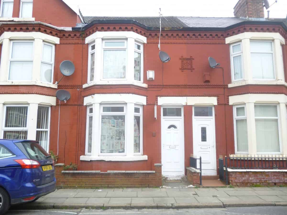 3 Bedroom Mid Terraced Property – Maskell Road, L13